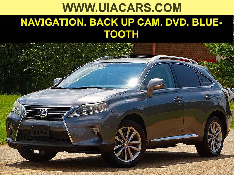 2013 Lexus Rx 450h In Lawrenceville Ga Used Imports Auto
