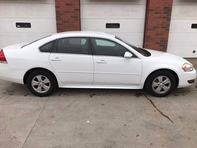 2011 Chevrolet Impala for sale at David's Auto Sales in Akron OH