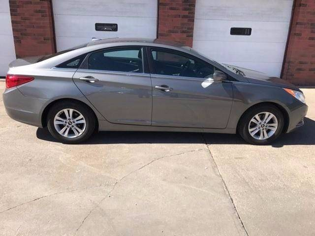 2013 Hyundai Sonata for sale at David's Auto Sales in Akron OH