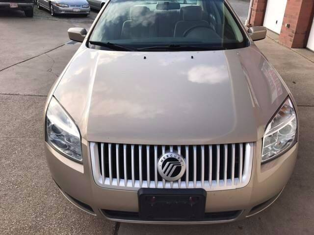 2006 Mercury Milan for sale at David's Auto Sales in Akron OH