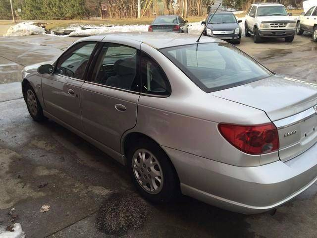 2003 Saturn L-Series for sale at David's Auto Sales in Akron OH