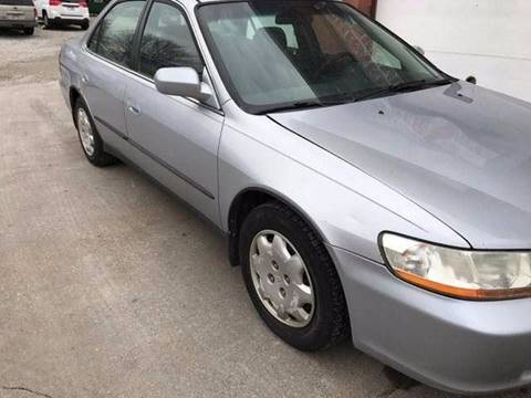 1998 Honda Accord for sale at David's Auto Sales in Akron OH