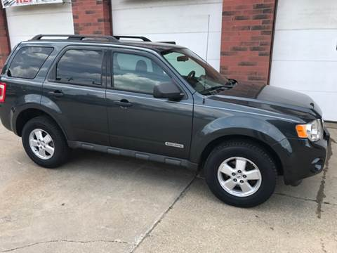 2008 Ford Escape for sale at David's Auto Sales in Akron OH