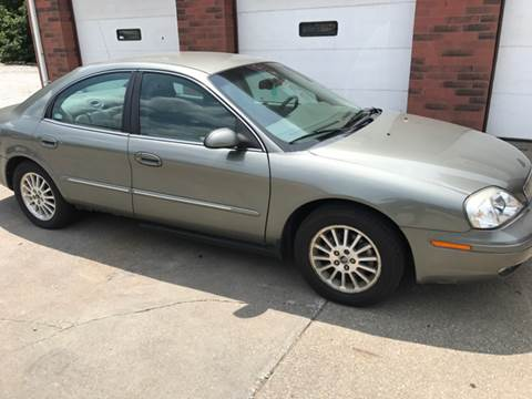 2002 Mercury Sable for sale at David's Auto Sales in Akron OH
