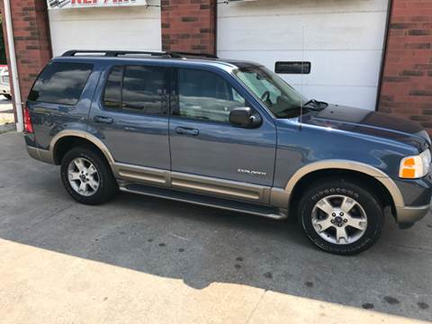 2004 Ford Explorer for sale at David's Auto Sales in Akron OH