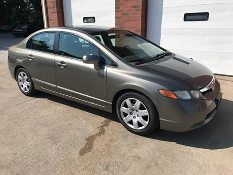 2008 Honda Civic for sale at David's Auto Sales in Akron OH