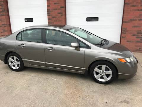 2007 Honda Civic for sale at David's Auto Sales in Akron OH