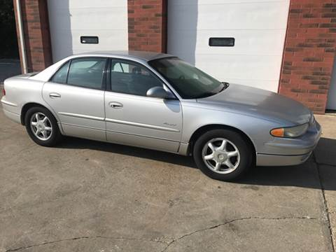 2001 Buick Regal for sale at David's Auto Sales in Akron OH
