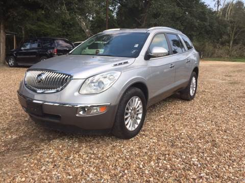 2010 Buick Enclave for sale in Ovett, MS