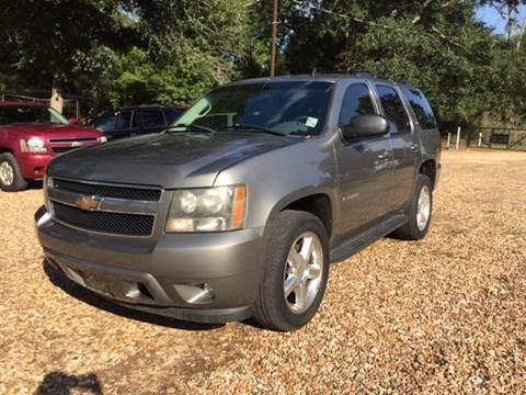 2007 Chevrolet Tahoe for sale in Ovett, MS