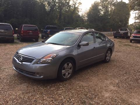 2008 Nissan Altima for sale in Ovett, MS