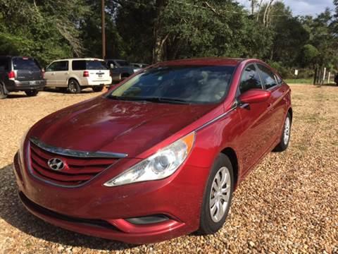 2012 Hyundai Sonata for sale in Ovett, MS