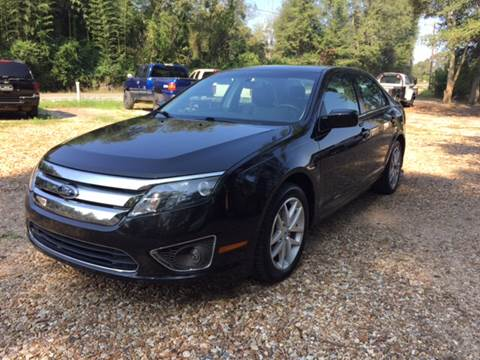 2012 Ford Fusion for sale in Ovett, MS