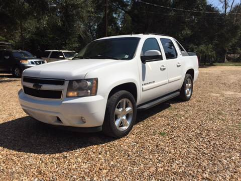 2007 Chevrolet Avalanche for sale in Ovett, MS