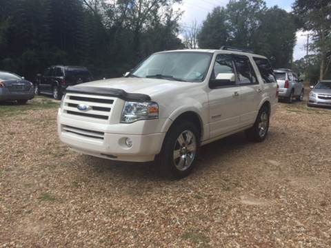 2008 Ford Expedition for sale in Ovett, MS