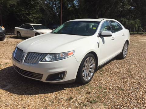 2009 Lincoln MKS for sale in Ovett, MS