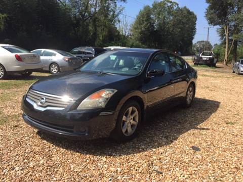 2009 Nissan Altima for sale in Ovett, MS