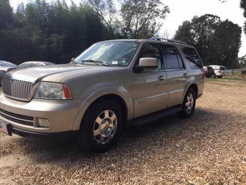 2006 Lincoln Navigator for sale in Ovett, MS
