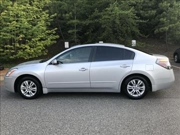 2012 Nissan Altima for sale at Auto 4 Sale LLC in Alpharetta GA