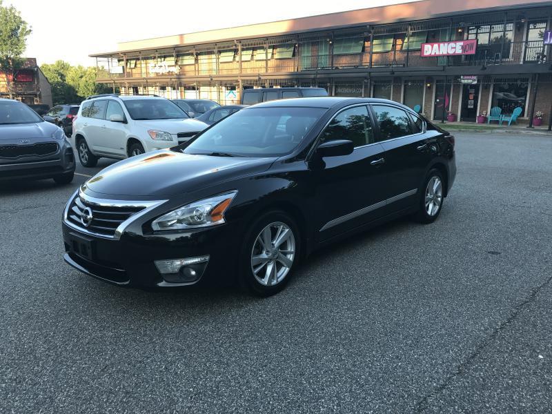 2015 Nissan Altima for sale at Auto 4 Sale LLC in Alpharetta GA
