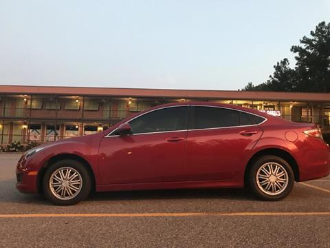 2011 Mazda MAZDA6 for sale at Auto 4 Sale LLC in Alpharetta GA