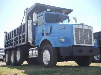 1998 Kenworth T800