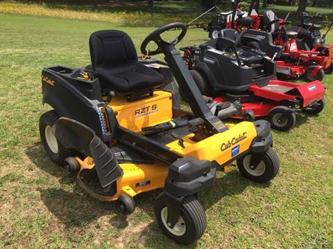 2016 Cub Cadet RZT S for sale in Sims, NC