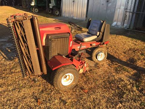 2007 Toro Reelmaster 2600-D for sale in Sims, NC