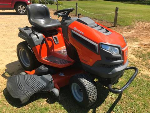 2016 Husqvarna LGT2654 for sale in Sims, NC
