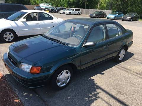 1995 Toyota Tercel for sale in Taunton, MA