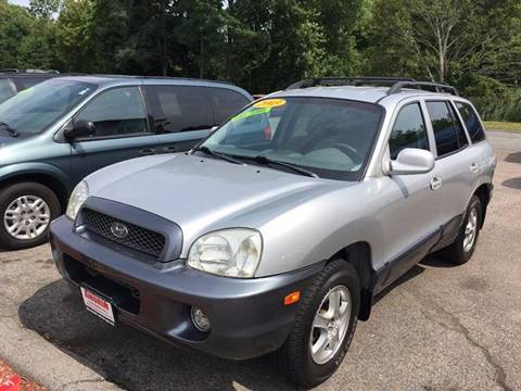 2003 Hyundai Santa Fe for sale in Taunton MA