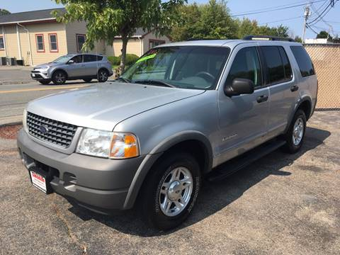 2002 Ford Explorer for sale in Taunton MA