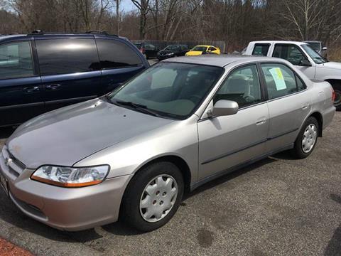 1999 Honda Accord for sale in Taunton, MA