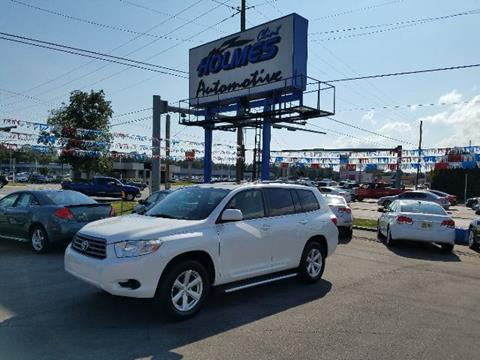 2010 Toyota Highlander for sale in Pensacola, FL