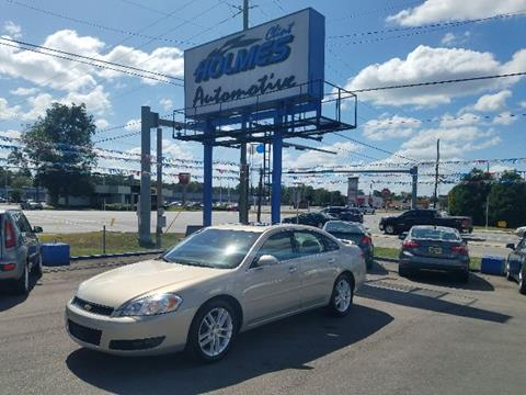 2008 Chevrolet Impala for sale in Pensacola FL