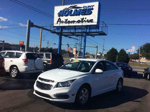 2016 Chevrolet Cruze Limited for sale in Pensacola, FL