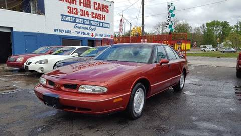 1999 Oldsmobile Eighty-Eight for sale in Detroit, MI