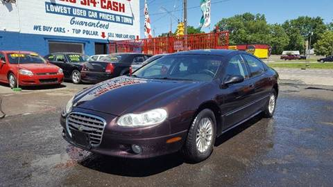 2004 Chrysler Concorde for sale in Detroit, MI