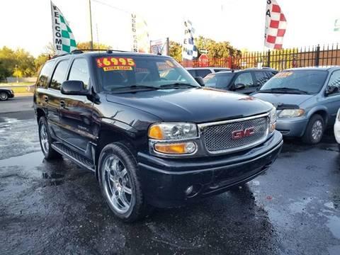 2005 GMC Yukon for sale in Detroit, MI