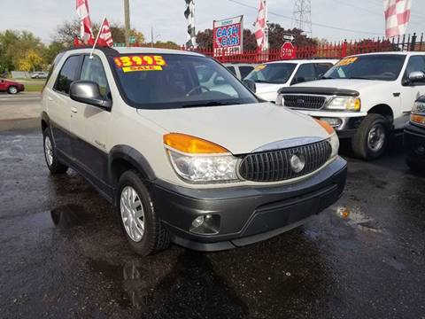2003 Buick Rendezvous for sale in Detroit, MI