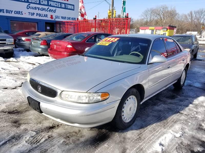 2003 Buick Century In Detroit MI - Detroit Cash for Cars