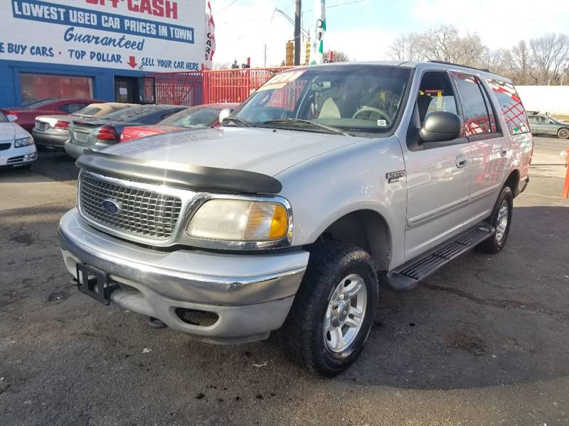 2001 Ford Expedition XLT In Detroit MI - Detroit Cash for Cars