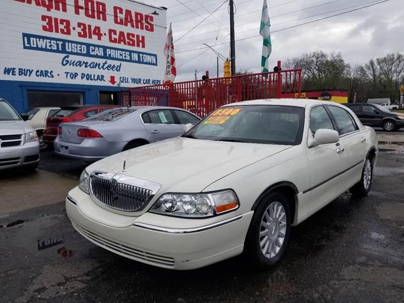 Lincoln Town Car For Sale in Detroit, MI - Carsforsale.com