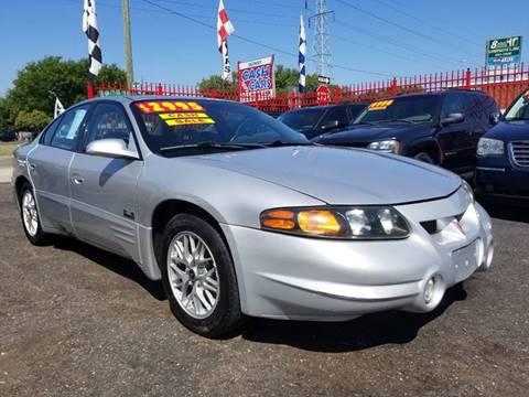 2001 Pontiac Bonneville for sale in Detroit, MI