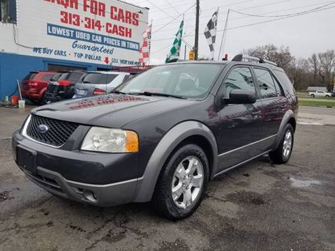 2007 Ford Freestyle for sale in Detroit, MI