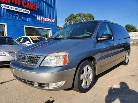 2005 Ford Freestar for sale in Warren, MI