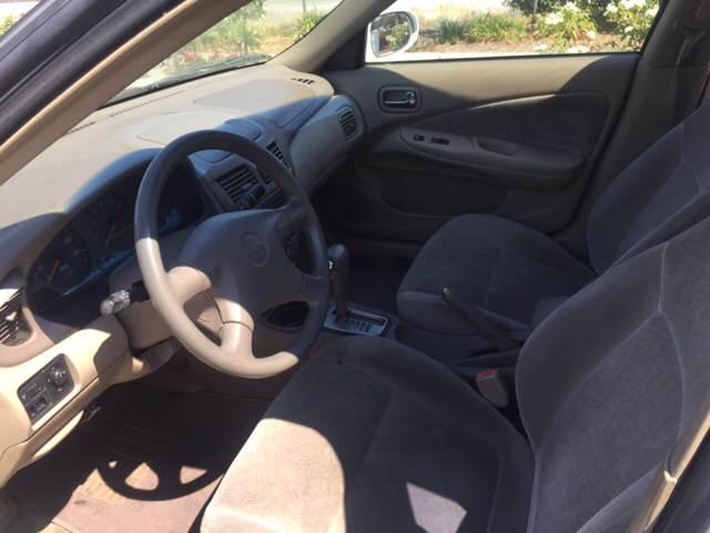 2000 Nissan Sentra GXE 4dr Sedan - Yucaipa CA