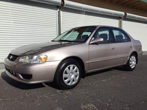 2002 Toyota Corolla for sale in Yucaipa, CA