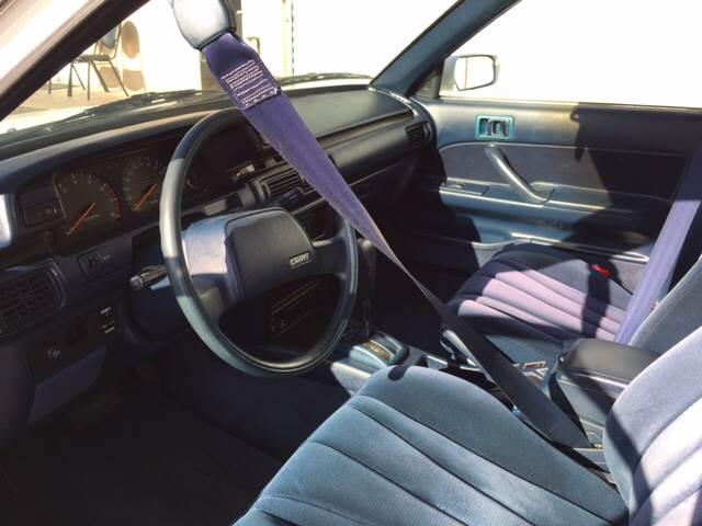 1990 Toyota Camry LE 4dr Sedan - Yucaipa CA