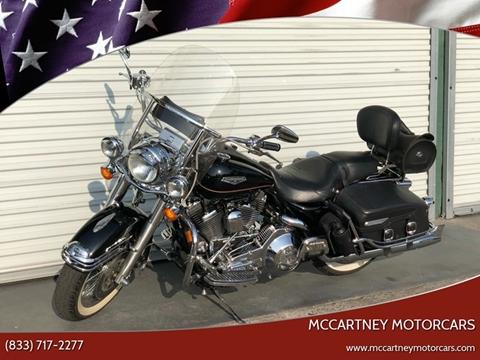 1998 Harley-Davidson Road King for sale in Yucaipa, CA